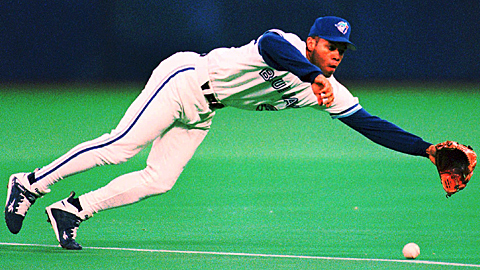 Blue Jays second base legend Roberto Alomar visits Vancouver on June 28.